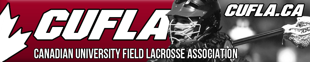 Canadian University Field Lacrosse Powered by Goalline Sports Administration Software