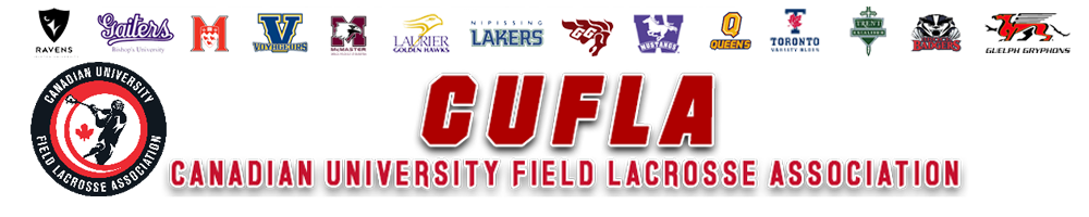 nadian University Field Lacrosse Powered by Goalline Sports Administration Software