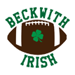 Beckwith Irish Football