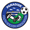 Paradise Youth Soccer Association Logo